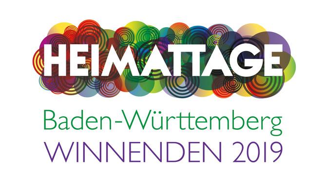 Logo der Heimattage Baden-Württemberg 2019 (Grafik: Staatsministerium Baden-Württemberg)
