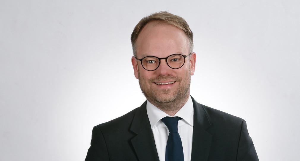 Regierungsdirektor Christoph Keckeisen (Bild: © Fotohaus Kienzle)
