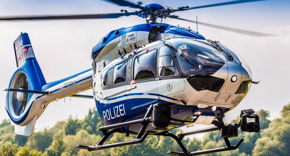 Polizeihubschrauber H 145