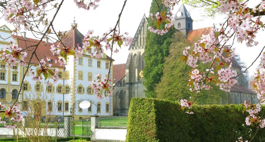 Kloster Und Schloss Salem Kultureller Schatz Am Bodensee Baden Wurttemberg De