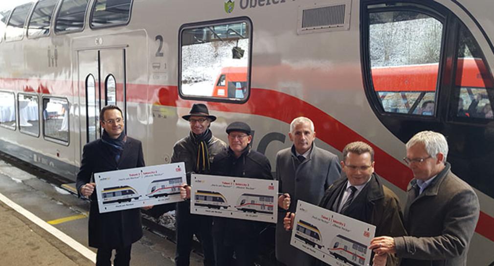 Bessere Verbindungen Zwischen Stuttgart Und Zürich Baden