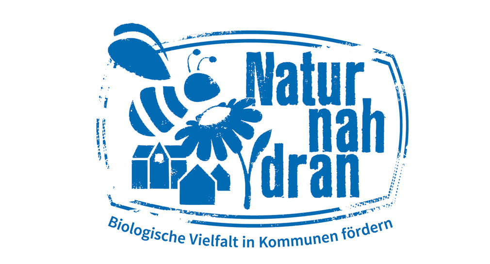 """Logo des Förderwettbewerbs """"Natur nah dran"""". (Bild: NABU Baden-Württemberg)"""