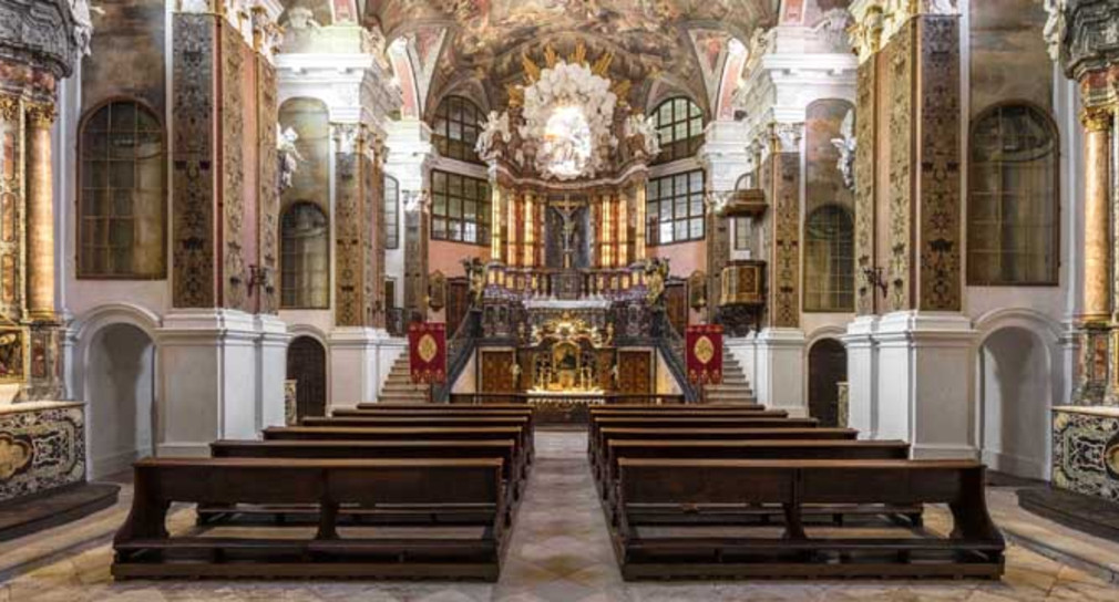 Schlosskirche Rastatt