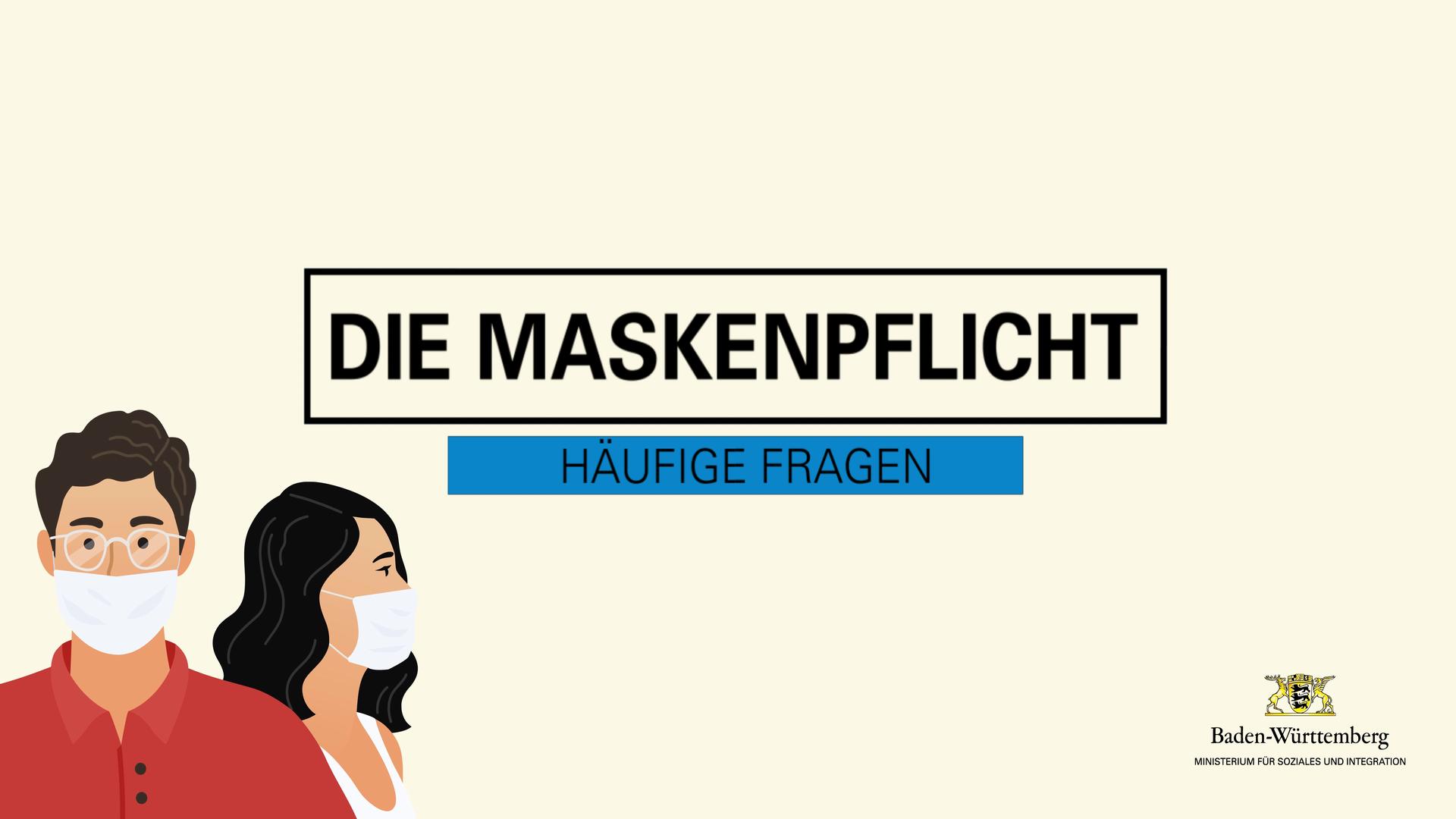 Maskenpflicht Baden