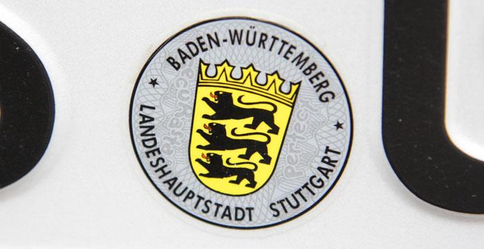 Landeswappen Baden Wurttemberg De