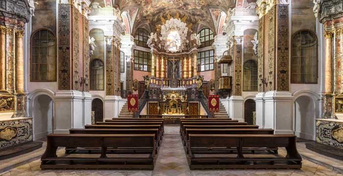 schlosskirche rastatt ist jetzt auch digital erlebbar