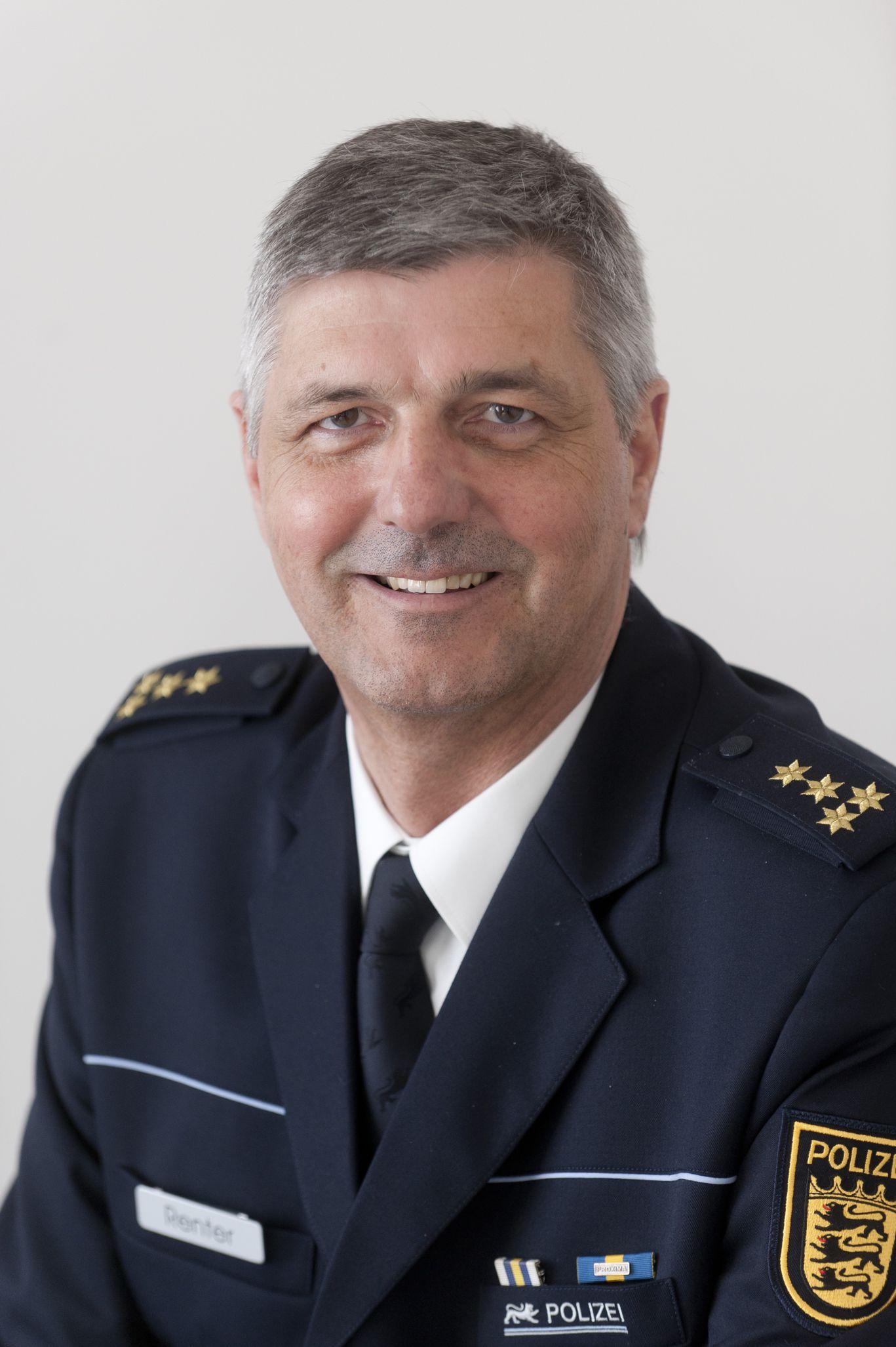 Bestellung der künftigen Polizeipräsidenten: Baden