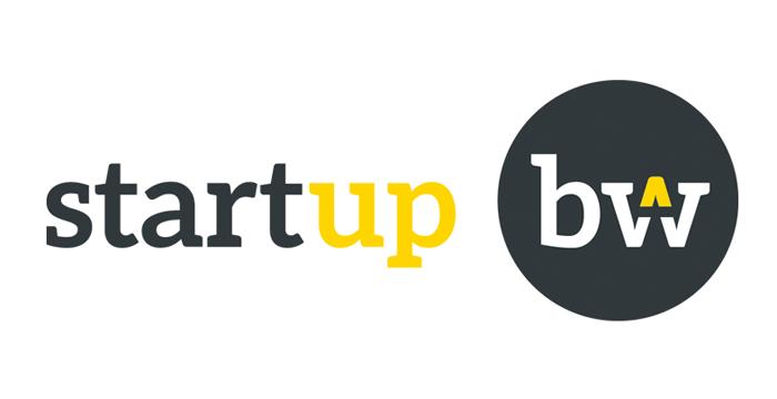 Logo Start-up BW (Grafik: © Ministerium für Wirtschaft, Arbeit und Wohnungsbau)