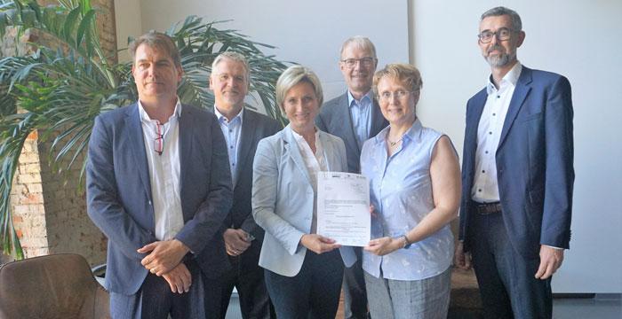 Sitzung ThinkTank am 26. Juli 2018 (Foto: © Ministerium für Wirtschaft, Arbeit und Wohnungsbau Baden-Württemberg)